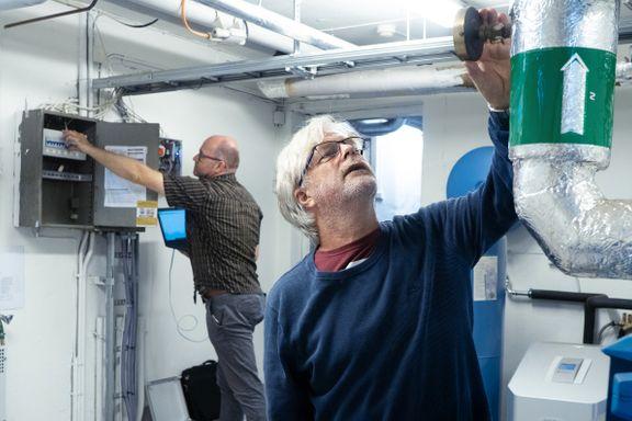 Borettslag er taperne når staten deler ut støtte til energisparetiltak