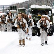 Aftenposten mener: Et lite jordskjelv for norsk sikkerhetspolitikk