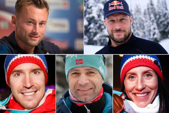 Tilsammen har de vunnet 24 OL-gull og 68 VM-gull. Nå kan karrièrene være over