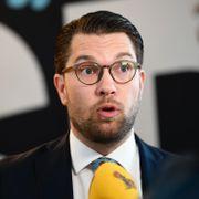 Åkesson (SD) får ikke bli med på Nobel-festen: – Er ikke et parti som alle andre