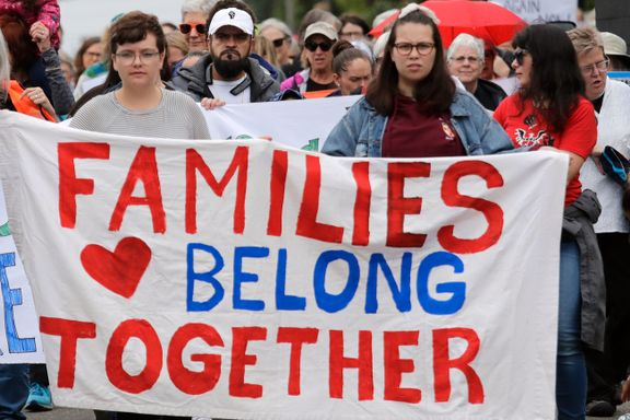 USA raider papirløse innvandrere