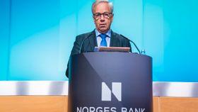 Norges Bank innfrir forventningene: Styringsrenten holdes uendret på null prosent