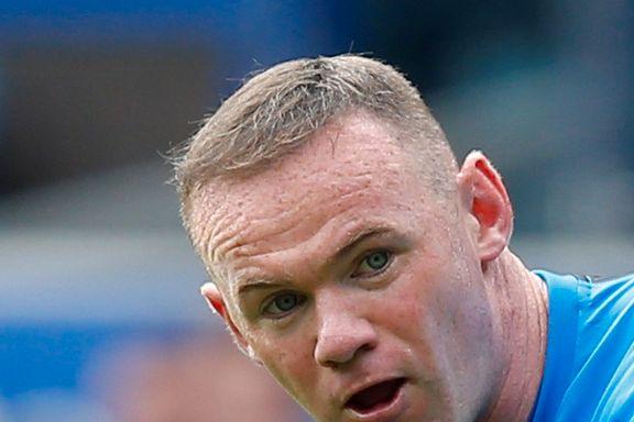 Engelske medier: Wayne Rooney arrestert etter mistanke om fyllekjøring