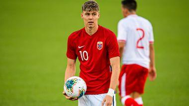 Trenerens valg overrasket det norske talentet
