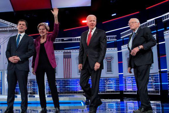 I fjor brukte de over 8 milliarder kroner. Slik nomineres en amerikansk presidentkandidat.