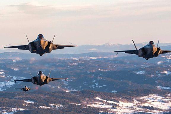 Amerikanske kilder: F-35 koster 4–6 ganger så mye å bruke som kampflyene Norge droppet