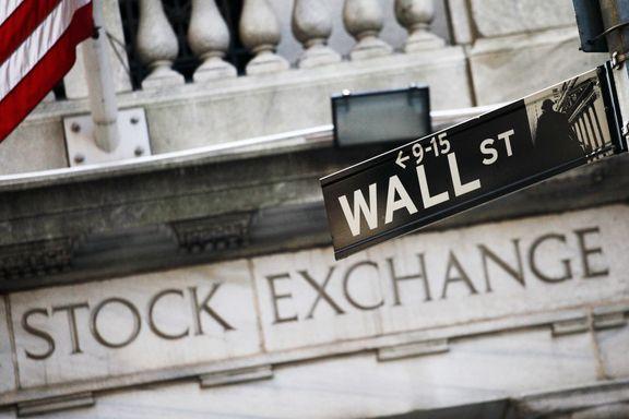 Kraftig børsfall i USA