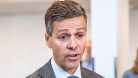 Hareide tok opp norsk arbeidsliv i Wizz Air-møte: – Jeg snakket som Harald Eia