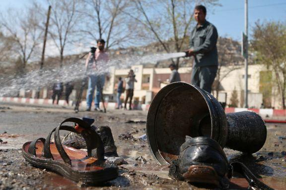 Over 30 drept under nyttårsfeiring i Kabul