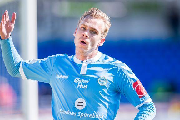 Sandnes Ulf strutter av selvtillit