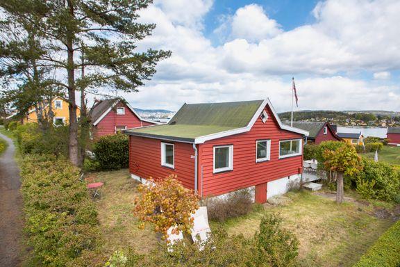 Rekordår for hytter i indre Oslofjord i fjor – nå dropper flere å selge