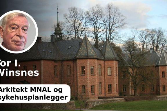 En varslet katastrofe for Oslo universitetssykehus på Gaustad