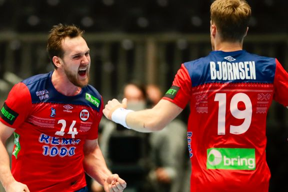 Semifinale i kveld: Her er de norske spillernes spesielle oppvarmingsritualer