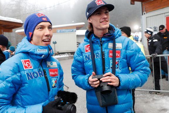 Uvær foran skiflygings-VM: – Skal være glad om vi får hoppet