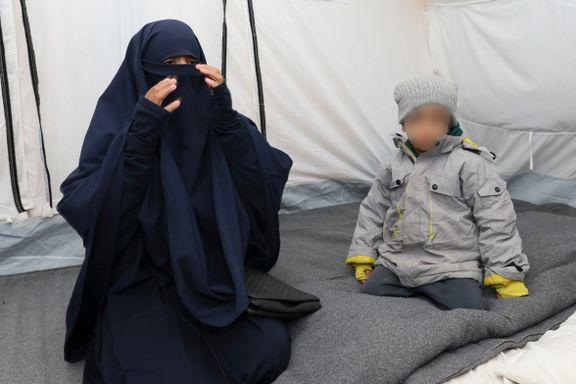 Enda en IS-kvinne ber om hjelp til å komme seg hjem: – Jeg angrer dypt
