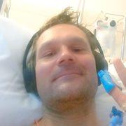 Full alarm da Øystein Pettersen (38) ankom sykehuset