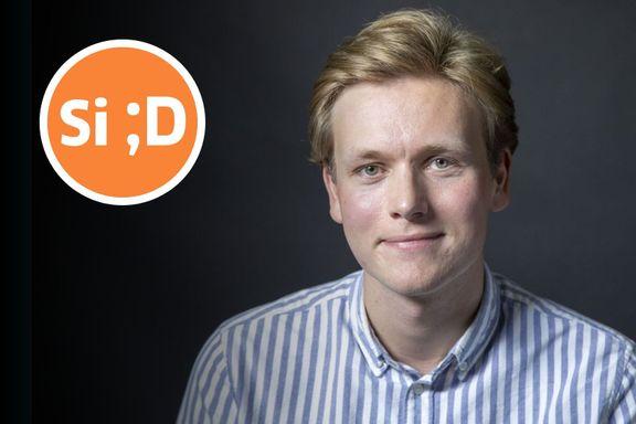 Unge Venstre-lederen: – Tiden for de gigantiske veiutbyggingene er forbi