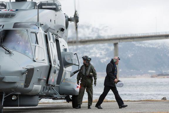 – NH90 koster i dag 175.000 kroner i timen – konkurrenten koster 34.000