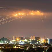 12 raketter avfyrt mot Israel i natt. Sammenstøtet er det kraftigste på måneder.