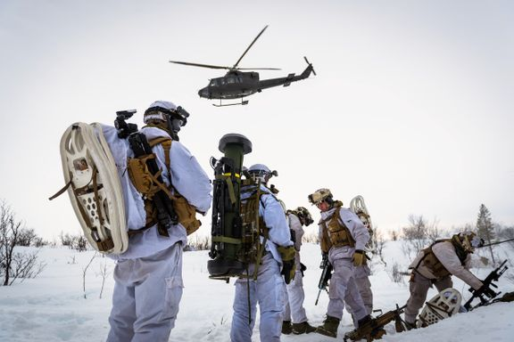 NTB: Enighet om å øke forsvarsbudsjettet med 400 millioner