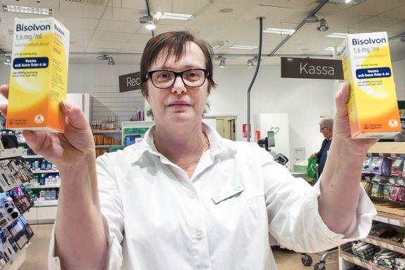 Mye å spare på å kjøpe apotekvarer i Sverige