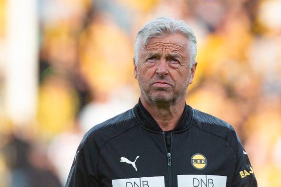 LSK vil kvitte seg med Erlandsen: – Jeg er hovedtrener i Lillestrøm og forholder meg til det