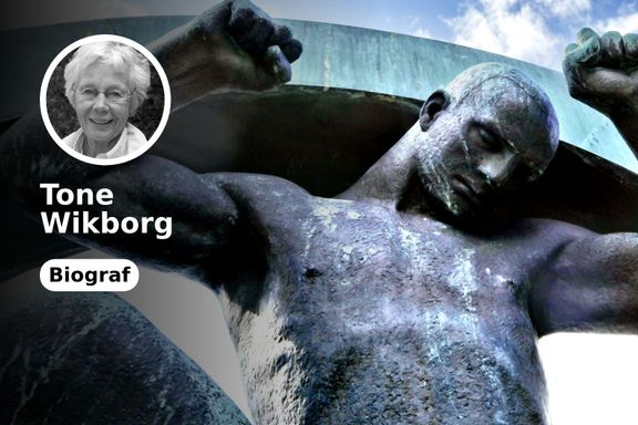 Brunmalingen av Gustav Vigeland er uholdbar