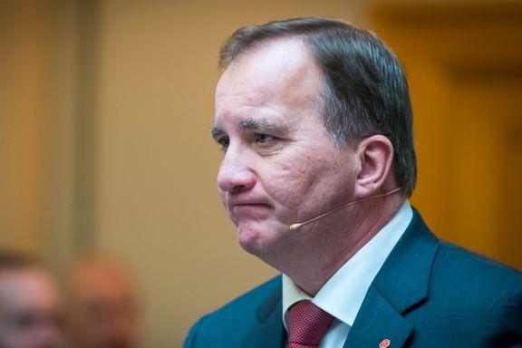 75 dager siden svenskene stemte. Nå skal Stefan Löfven igjen prøve å danne regjering.