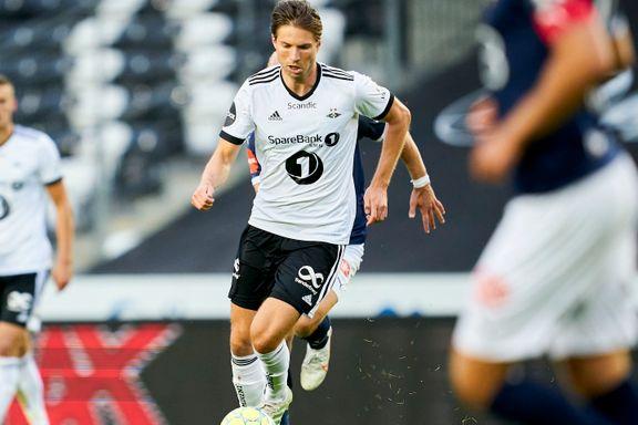 Han har spilt sin siste Rosenborg-kamp