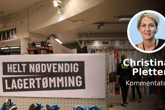Butikkdøden truer norske kjeder. Det er på tide å tenke nytt.