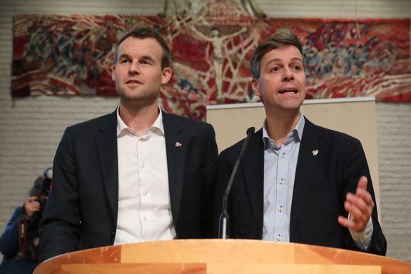 Derfor kan rekkefølgen på KrFs avstemninger fredag avgjøre hvem som blir statsminister i Norge