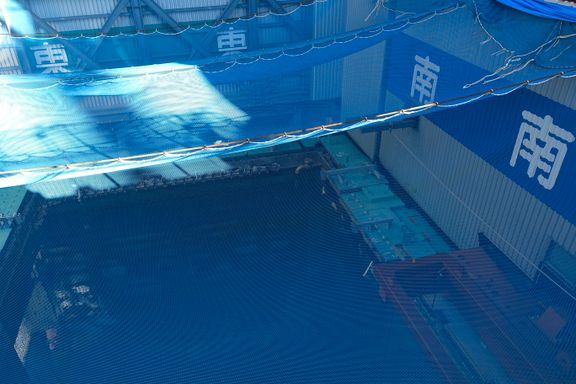 Drivstoff fjernes etter Fukushima-ulykken i 2011