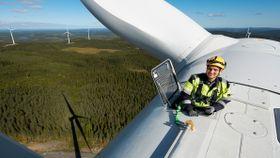 Sverige går motsatt vei av Norge: Vurderer å frata kommuner vindkraft-makt