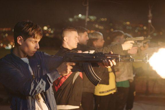 Helvete på jord i en nådeløs mafiafilm