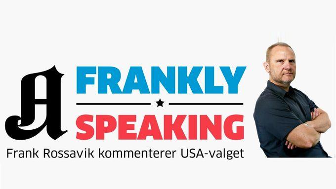 Trumps ego kan bli redningen | Frank Rossavik