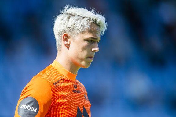 Molde-debutant Oliver (19) «frikjent» etter absurd selvmål