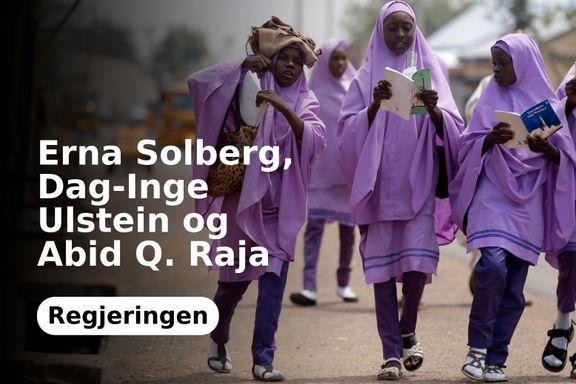 Pandemien truer jenters menneskerettigheter