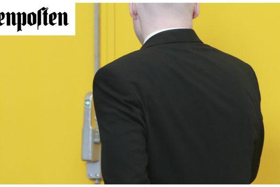 Nei, vi har ikke snakket nok om Anders Behring Breivik. Vi har nesten ikke snakket om ham i det hele tatt