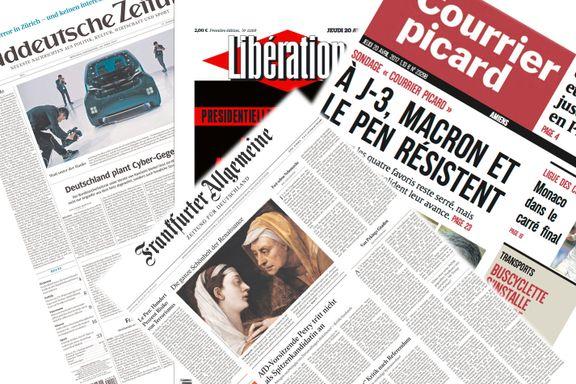 Nå kan du lese tyske og franske aviser mye lettere - selv om du ikke kan språket!