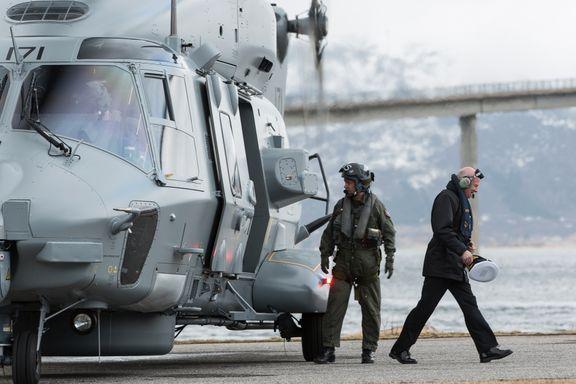 Skyhøy flypris for norsk skandalehelikopter. Timeprisen er over seks ganger høyere enn for danskenes helikoptervalg.