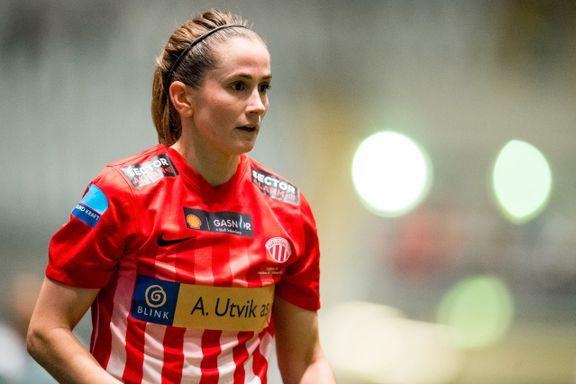 Ingrid Ryland fortsetter karrieren i Sverige