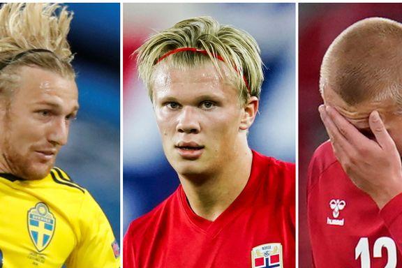 Elendig helg for Skandinavia: Tre hjemmekamper - tre tap