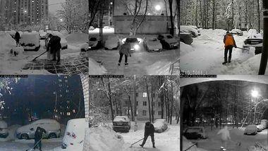 Beskjeden er klar: Vi følger med – rydd bakgården for snø før kl. 09