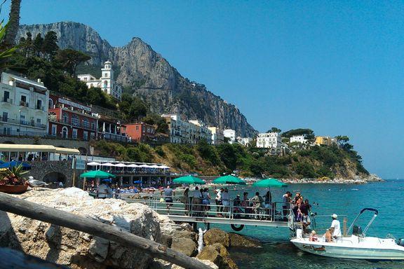 Italias mest berømte feriemål: – Kom om våren, høsten eller helst i september