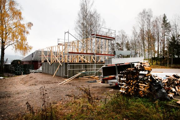 Oslo kommune bygger ulovlig i Marka