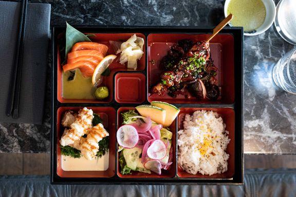Det er mye halvdårlig sushi i Oslo. Men ikke her.