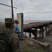 Kraftig jordskjelv nær grensen mellom Panama og Costa Rica