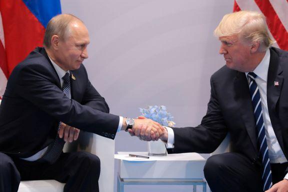 Møtet hele verden venter på, er i gang: Hvordan vil Putin håndtere Trumps samtalestil.