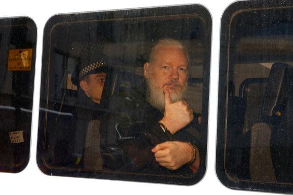 Assange risikerer utlevering til USA for hacking - og ny svensk etterforskning for voldtekt