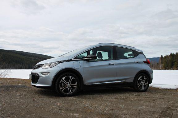 Prøvekjøring Opel Ampera-e: Denne bilen er det mange som venter på - står den til forventningene?
